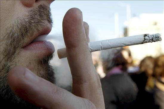 Las ventas de cigarrillos caen un 19% en lo que va de año