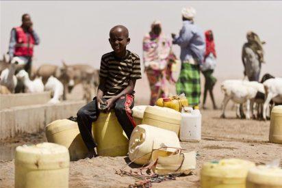 Morir de hambre en el Cuerno de África