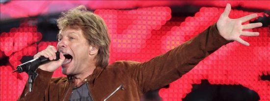 """Bon Jovi regala a Lisboa un enérgico """"hasta luego"""""""