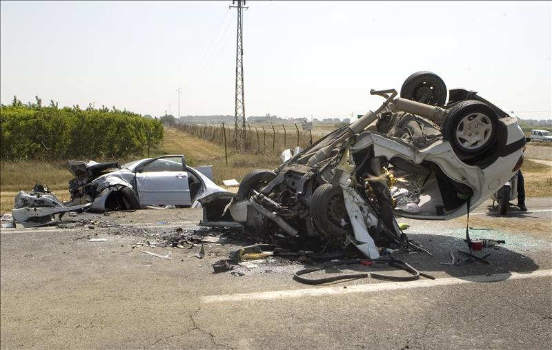 Dieciséis muertos en las carreteras desde que comenzó la operación salida