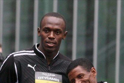 """Gebreselassie opina que """"el atletismo necesita otros como Bolt"""""""