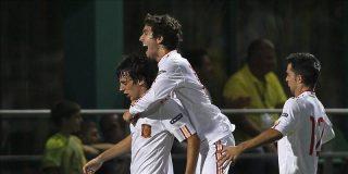 2-3. España, campeona de Europa sub'19 tras vencer a la República Checa en la prórroga