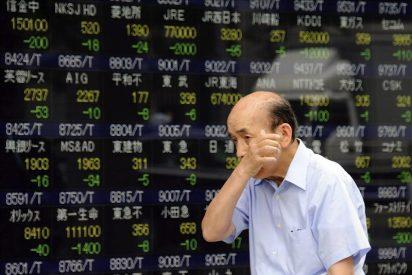 El Nikkei baja 92,84 puntos, el 0,93 por ciento, hasta 9.872,17 puntos