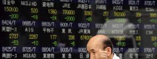 El Nikkei cae al cierre 120,42 puntos, el 1,21 por ciento, hasta 9.844,59 puntos