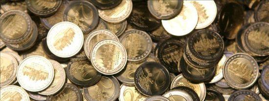 El euro sube en la apertura hasta los 1,4247 dólares en Fráncfort
