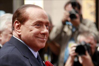 Berlusconi acude hoy al Parlamento para hablar de la situación económica