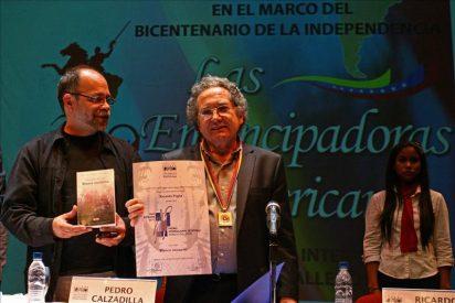 Piglia agradece el premio internacional Rómulo Gallegos como un reconocimiento latinoamericano