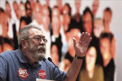 Méndez ve con preocupación que si gana el PP reproduzca lo que hizo en 1996