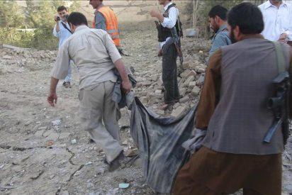 Muere en un atentado con bomba el jefe del espionaje afgano en Kunduz