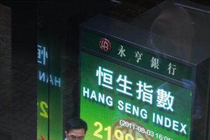 El Hang Seng abre con ascenso del 4,32 por ciento