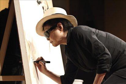 """Yoko Ono apuesta por una visión """"lógica"""" para la recuperación de Japón"""