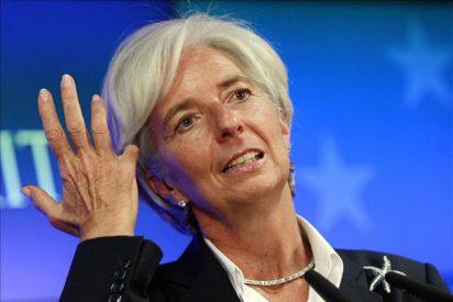 Christine Lagarde: 'Hemos entrado en una peligrosa fase'