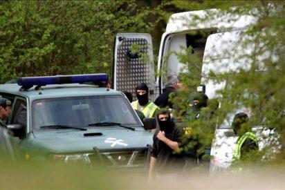 La Policía judicial francesa atribuye a ETA el zulo hallado en el sur del país
