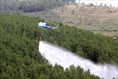 Extinguen el incendio de Las Batuecas e intensifican la investigación