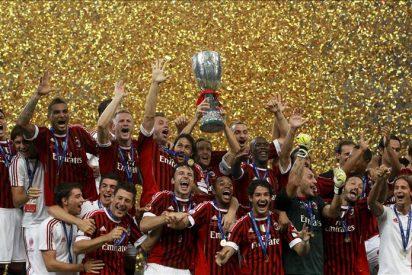 2-1. El Milán volvió a superar al Inter y conquista la Supercopa italiana en Pekín