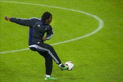 El Chelsea acuerda con el Anderlecht la compra del joven ariete Romelu Lukaku