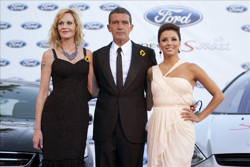 Antonio Banderas y Eva Longoria presentan la segunda gala Starlite