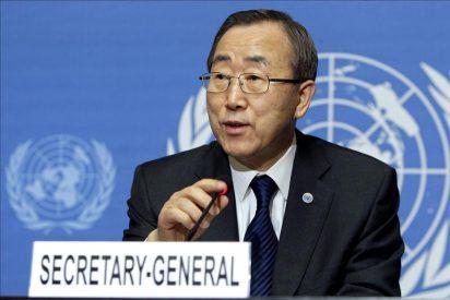 Ban pide al presidente sirio poner fin al uso de la violencia contra civiles