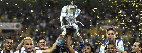El Oporto gana la Supercopa lusa al doblegar dos a uno al Guimaraes