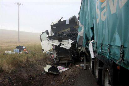 Diez muertos en accidentes de tráfico durante el fin de semana