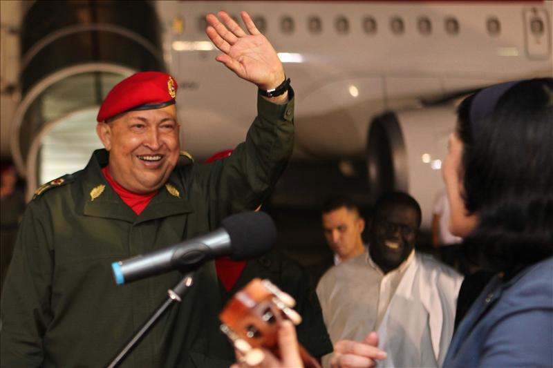 Chávez empieza su segunda fase de quimioterapia tras superar análisis médicos