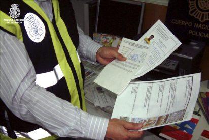 Detenidas 8 personas por explotar laboralmente a 12 inmigrantes irregulares