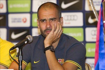 Último entrenamiento del Barcelona bajo mínimos antes de empezar a preparar la Supercopa