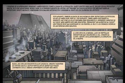 El paso de la novela al cómic se convierte en una ruta muy transitada