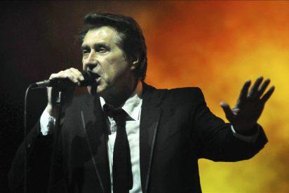 Bryan Ferry conquista a un entregado público en su único concierto en España
