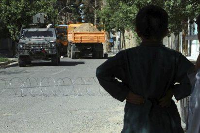 Dos soldados de la OTAN mueren por ataques talibanes en Afganistán
