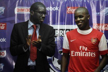 El Arsenal anuncia el fichaje al costarricense Joel Campbell