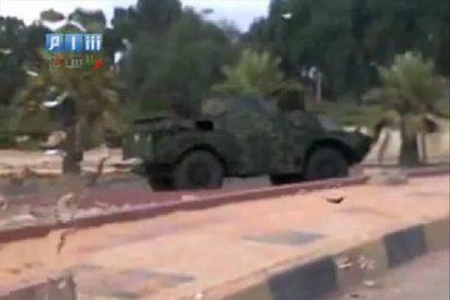 El despliegue del Ejército sirio en Latakia causa la desbandada de la población