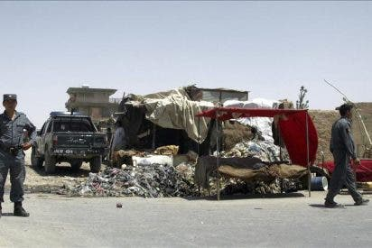Cinco civiles muertos por la explosión de una bomba en el sur de Afganistán