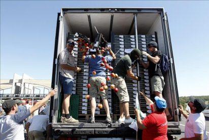 Francia se compromete a garantizar la seguridad de las mercancías de los camiones españoles