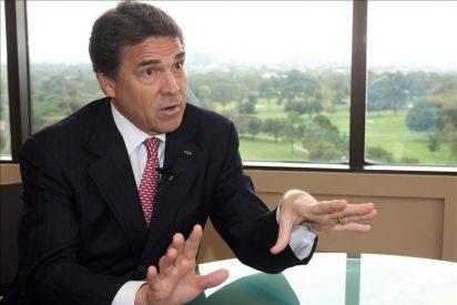 El gobernador de Texas anuncia su candidatura para las presidenciales de 2012