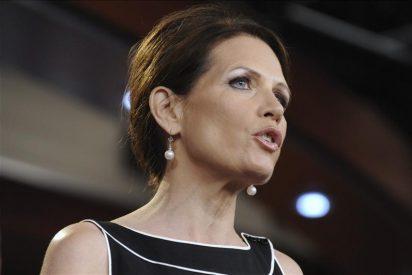 Bachmann gana la encuesta que marca preferencia entre candidatos republicanos