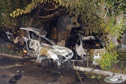 Mueren dos peatones franceses arrollados por un vehículo en Casillas de Flores, Salamanca