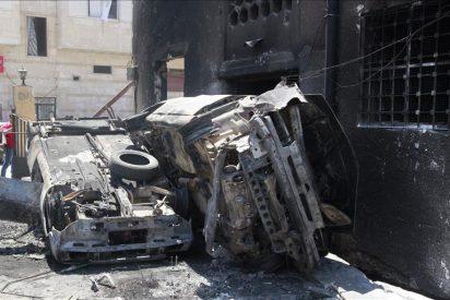 Seis muertos y quince heridos en una ofensiva del Ejército sirio sobre Latakia