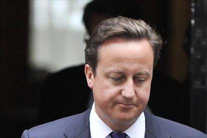 """Cameron promete """"tolerancia cero"""" con la violencia en las calles"""