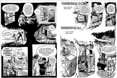 """El regreso de """"Vida en otro planeta"""", de Will Eisner, padre de la novela gráfica"""