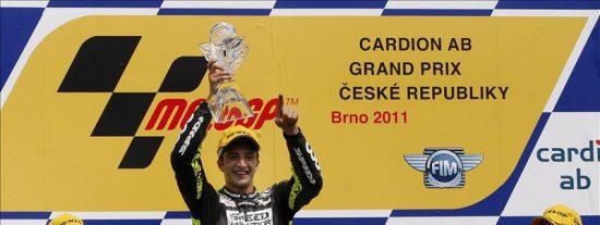 Iannone logra su segunda victoria de la temporada por delante de Márquez