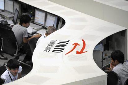 El Nikkei sube 21,02 puntos, el 0,23 por ciento, hasta 9.107,43 puntos
