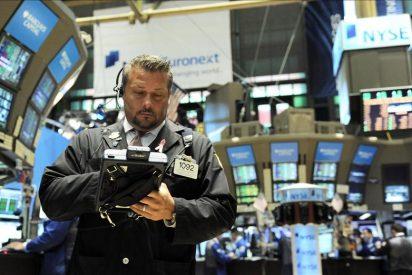 Wall Street cierra con un descenso del 0,67 por ciento en el Dow Jones de Industriales