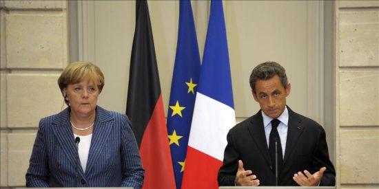 París y Berlín apuestan por el rigor presupuestario para calmar los mercados