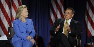 Panetta y Clinton alertan de los riesgos si el presupuesto de Defensa merma más