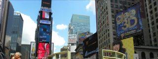 "El mobiliario urbano lúdico del grupo español ""mmmm..."" llega a Times Square"
