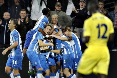 1-0. El Villarreal se complica la vida