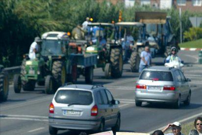 Los payeses repartirán fruta en La Jonquera en contra de ataques de franceses