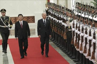 Biden pide al futuro líder de China más cooperación para estabilizar la economía