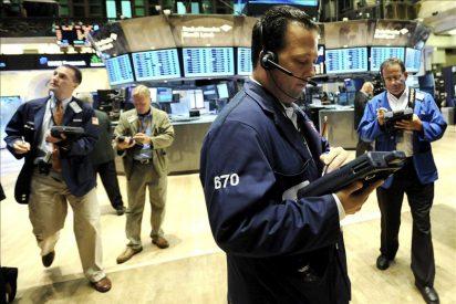 Wall Street cierra en número rojos y el Dow Jones baja el 1,57 por ciento